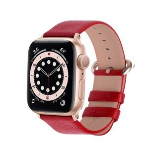 Apple Watch Band Leather SE Series 6 5 4 3 2 1